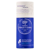 Treets Traditions Revitalising Ceremonies Bath Fizzers 3 Pack