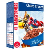 Transformers Choco Crunch Cereal 200g