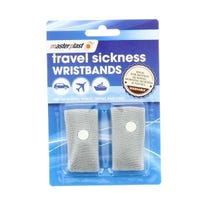 Masterplast Travel Sickness Wristbands 2 Pack