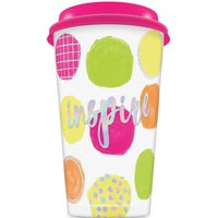 Neon Thermal Insulated Travel Mug 360ml