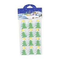 Christmas Card Holder Tree 12 Pack