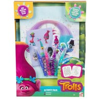 Trolls Activity Pack