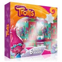 Trolls Christmas Crackers 6 Pack 30cm