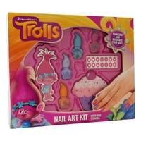 Dreamworks Trolls Nail Art Kit