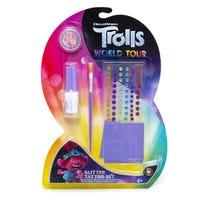 Trolls 2 Glitter Tattoo Set