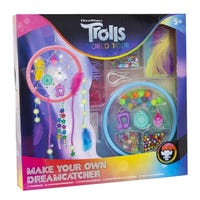 Trolls 2 Make Your Own Glow In The Dark Dream Catcher