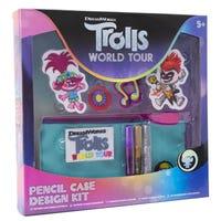 Trolls 2 Pencil Case Design Kit