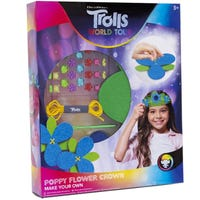 Trolls 2 Make Your Own Poppy Flower Crown