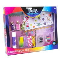 Trolls 2 Create Your Own Scrapbook Set