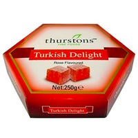 Thurston Rose Turkish Delight 250g