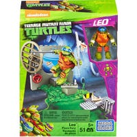 Mega Blocks Teenage Mutant Ninja Turtles Leo