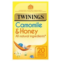 Twinings Camomile and Honey 20 Pack