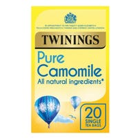 Twinings Pure Camomile 20 Pack