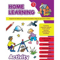 Learning at Home Activity Books Twinkle Twinkle Little Star