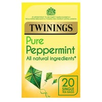 Twinings Pure Peppermint 20 Pack