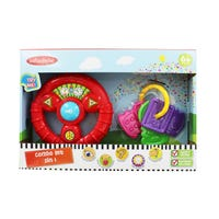 Baby Combo Steering Wheel Play Set