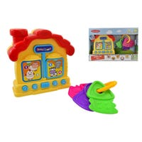Baby Combo Animal Farm House Play Set