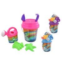 Unicorn Bucket Set Assorted 7 Piece