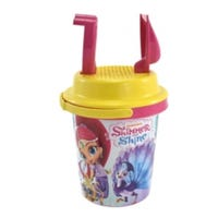 Small Bucket Shimmer and Shine Set