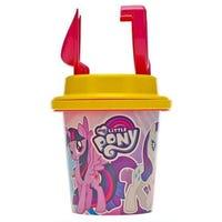 Small Bucket My Little Pony Set