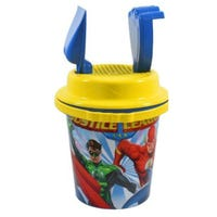Small Bucket Justice League Set