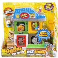 Ugglys Mini PetShop Playset