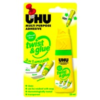 UHU Twist and Glue Adhesive 35ml