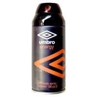 Umbro Deodorant Body Spray Energy 150ml