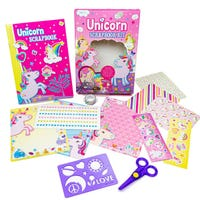 Unicorn Scrapbook Magical Kit