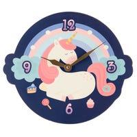 Sweet Dreams Unicorn Picture Clock