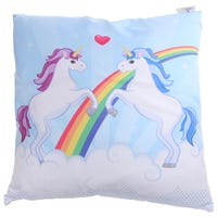 Unicorn Cushion Cover 50cm x 50cm