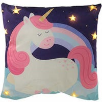 Sweet Dreams Unicorn LED Cushion