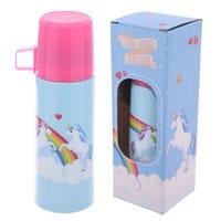 Unicorn Design Stainless Steel Flask 350ml