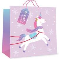 Gift Bag Unicorn Jumbo