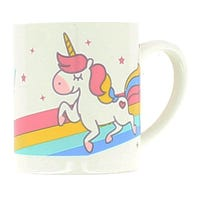 8oz Unicorn Mug Design White Stay Magical