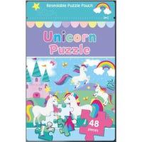 Unicorn Puzzle Bag