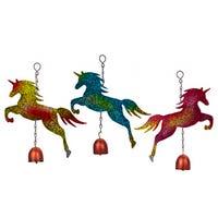 Unicorn Wind Chime Assorted