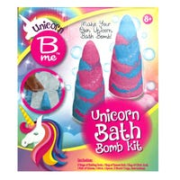 Unicorn Bath Bomb Kit