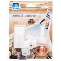 Pan Aroma Plug In Air Freshener Vanilla And Coconut