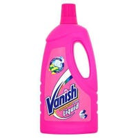 Vanish In Wash Liquid Stain Remover 1 Litre