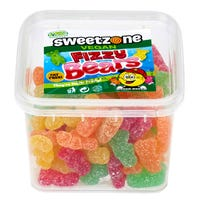 Vegan Fizzy Bears 180g
