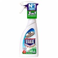 Viakal Bathroom 3-in-1 Bathroom Cleaner Spray 500ml
