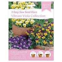 Speedy Seed CG Disc Vibrant Viola
