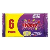 Chewits Vimto 6 Pack