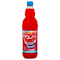 Vimto Raspberry Orange and Passionfruit Remix Squash 1L