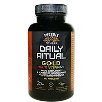 Phoenix Fitness Daily Ritual Gold Multi Vitamins