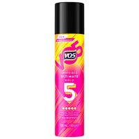 VO5 Hairspray Invisible Ultimate Hold 100ml