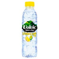 Volvic Touch of Fruit Lemon and Lime Fruit Water 500ml