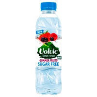 Volvic Touch of Fruit Sugar Free Summer Fruits Fruit Water 500ml