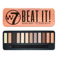 W7 Beat It! Natural Nudes Eye Colour